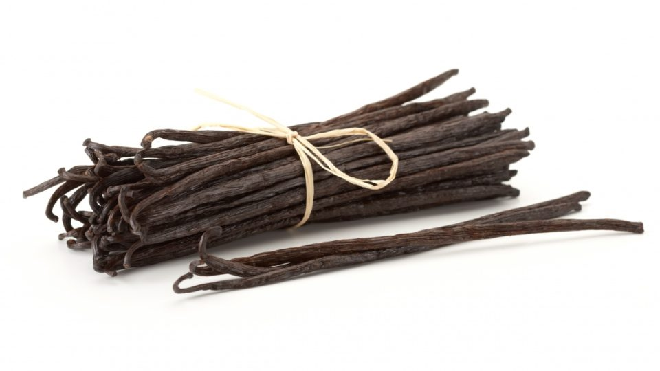 Vanilla pods bundle
